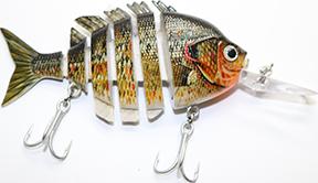 """Viper 4"""" Sunfish Series (Freshwater)"""